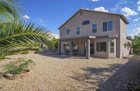 7366 W Silver Sand Drive – Outside 3