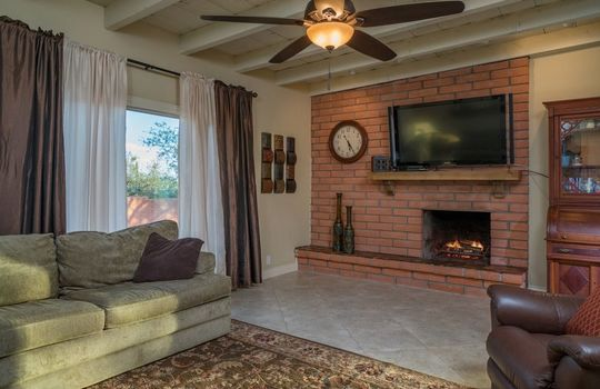 8064 E Maguey Drive – Family Room