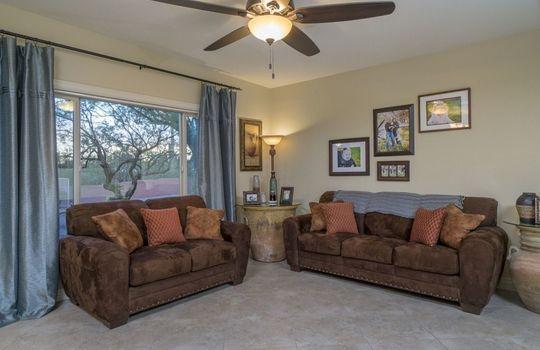 8064 E Maguey Drive -Living Room Shot 2