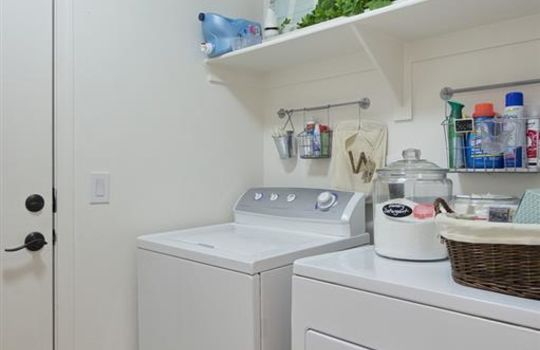8215 N Willow Blossom Drive – Laundry Room