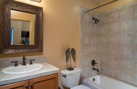 996 N Lone Mesquite Drive – Guest Bathroom