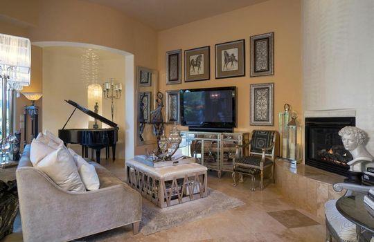996 N Lone Mesquite Drive -Living Room 2
