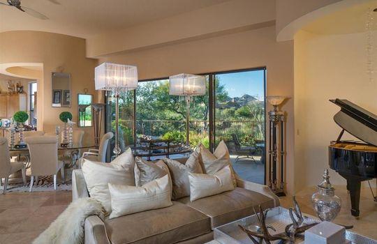 996 N Lone Mesquite Drive -Living Room 3
