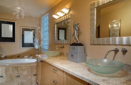 996 N Lone Mesquite Drive -Master Bath 1