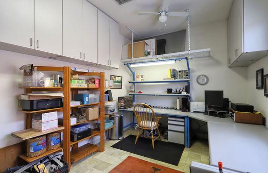 In-House Workshop Room