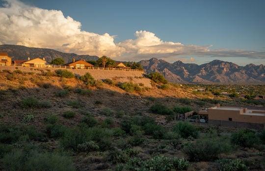 Stunning Views From Backyard Shot 2