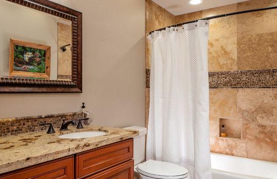 Full Guest Bath-Upper Level