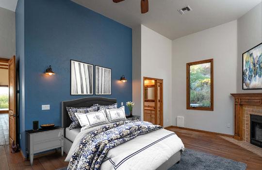 Master Bedroom-Upper Level-Shot 3-Staged