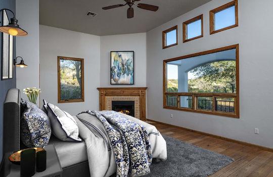 Master Bedroom-Upper Level-Shot -Staged