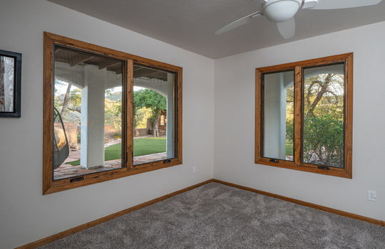 Second Guest Bedroom-Lower Level