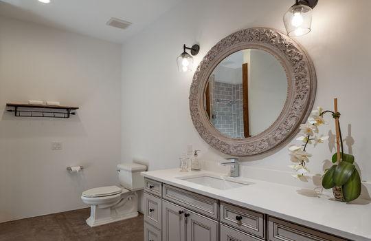 First Guest Bedroom Bath Shot 1