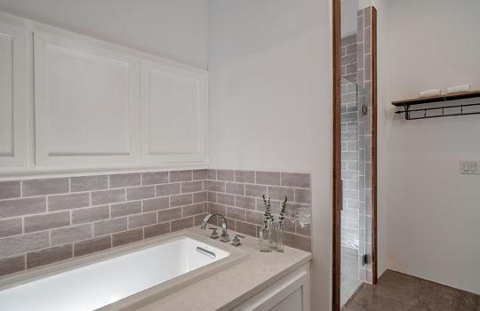 First Guest Bedroom Bath Shot 2