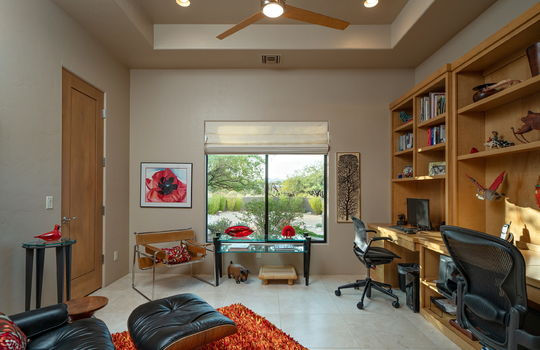 First Guest Bedroom (Den or Office)