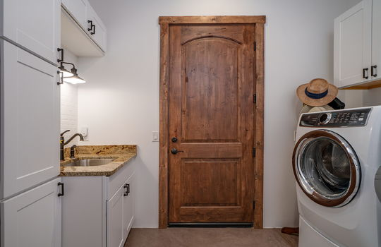 Laundry Room Shot 1