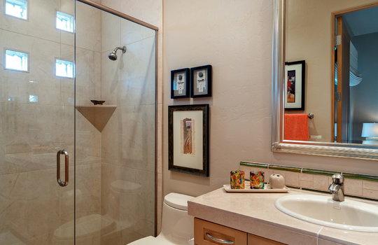 Third Guest Bedroom En Suite Bath