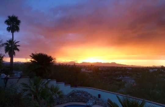 Stunning Sunsets Shot 2