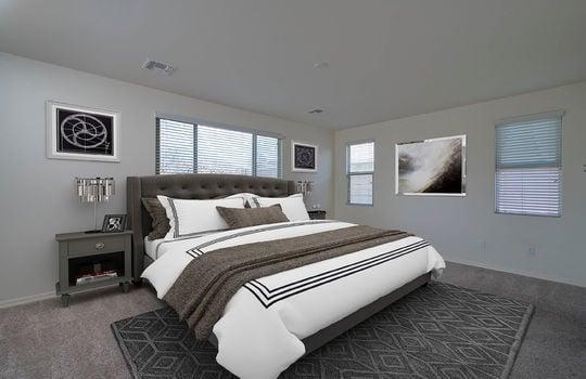 Primary Bedroom Shot 1-Digitally Staged