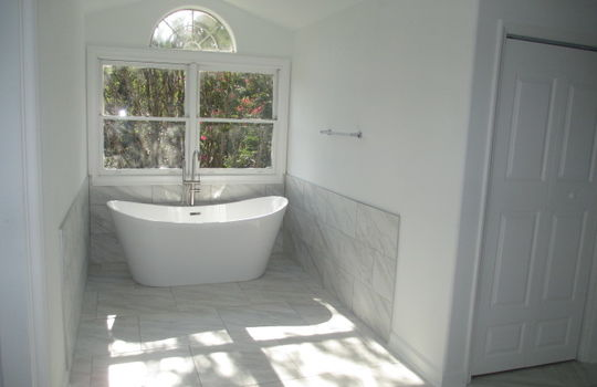 stone green bathh