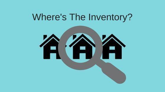Housing inventory declining
