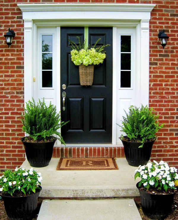 curb appeal, front enterence