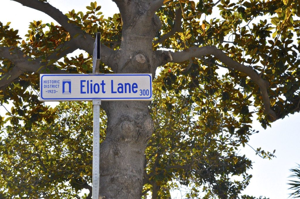 Eliot, Lane, Belmont Heights, Long Beach, CA
