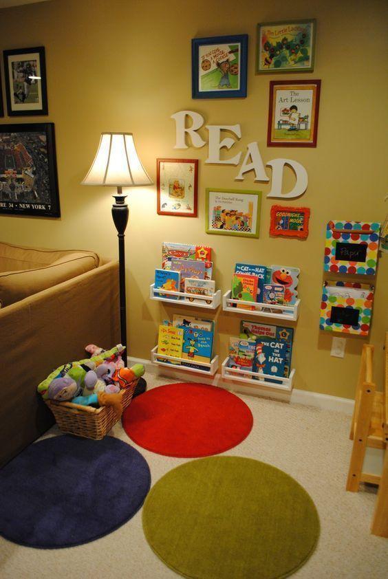 kid friendly space