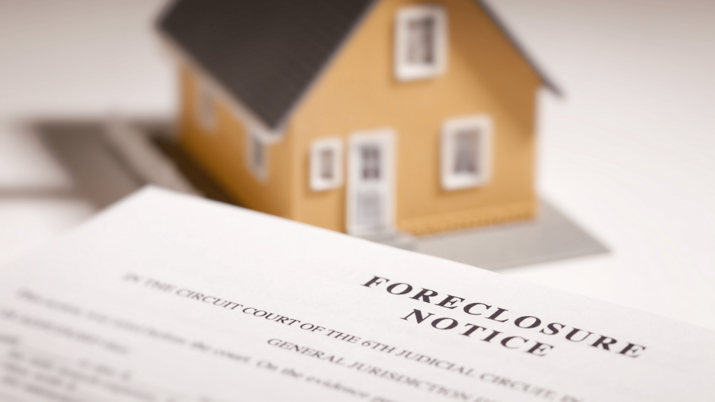 Buying After Foreclosure Blog