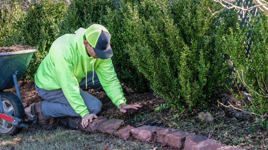 March Home Maintenance Tasks - Yard Prep