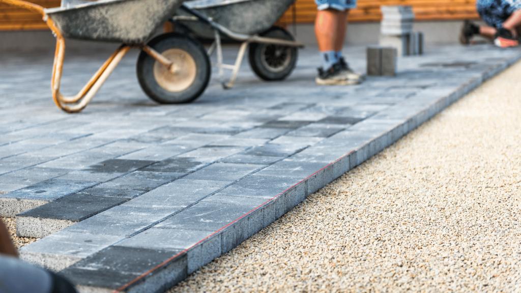 March Home Maintenance Tasks - Driveways & Walkways