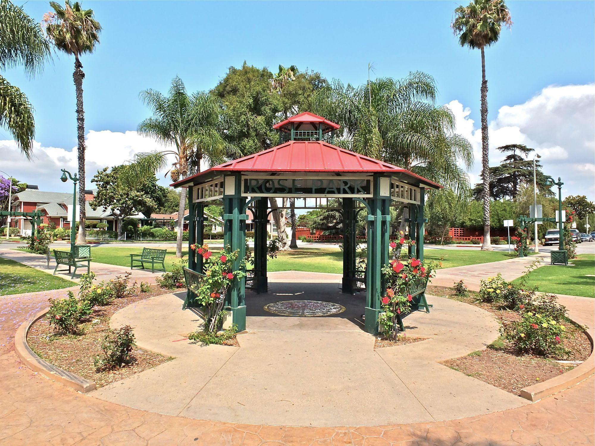 Rose Park Long Beach CA