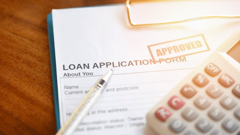 Mortgage Mistakes Blog - Loan Application Paperwork