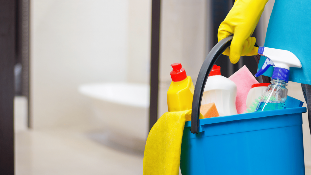 Home Appraisal - Cleaning