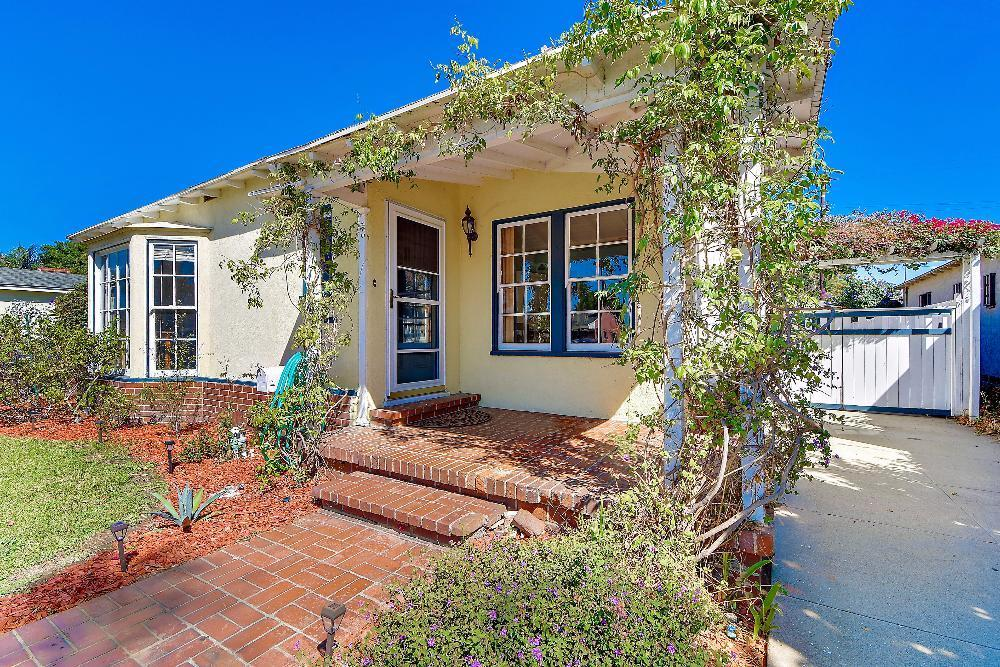 Funding a Down Payment - House with Vines