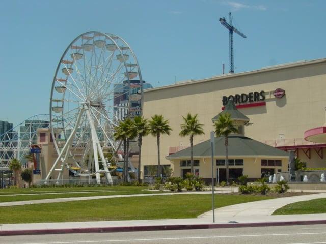 Long Beach Pike - Our Photo