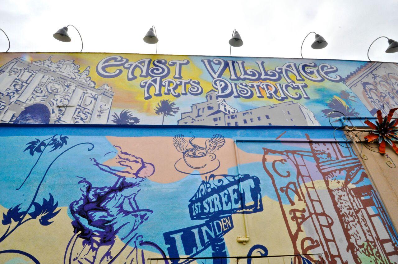 Public Art in Long Beach