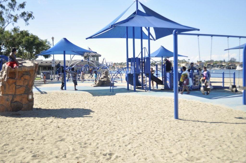 Long Beach Park - Mother's Beach