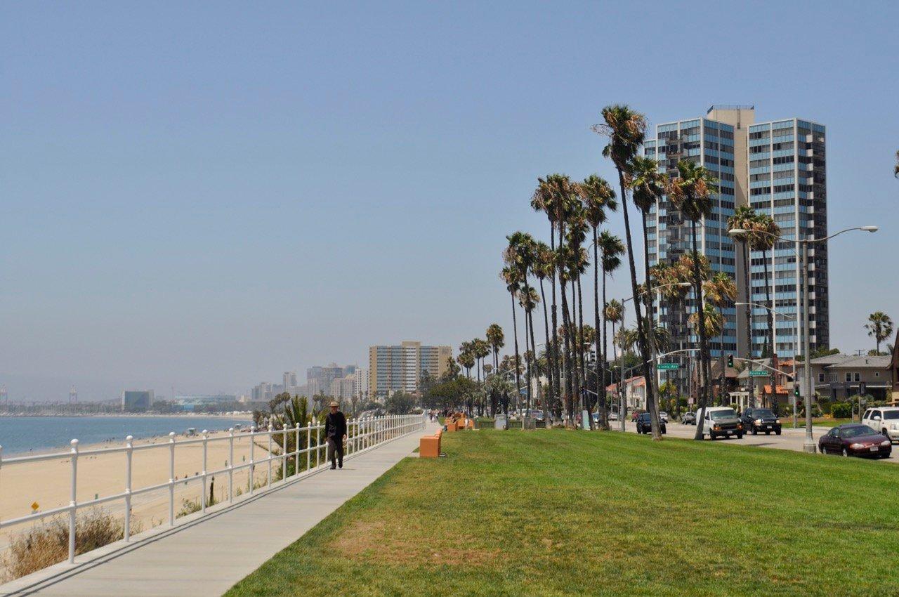 View of Ocean Boulevard in Bluff Park