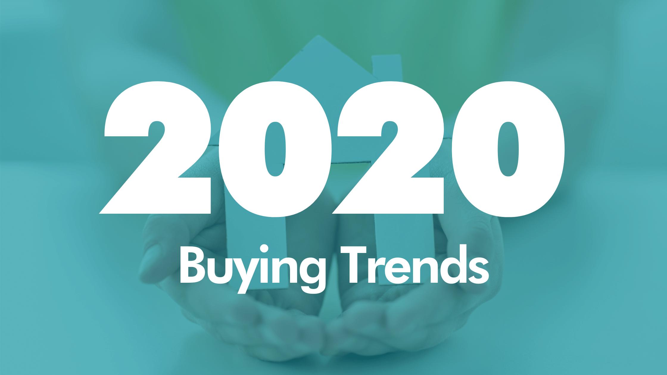 2020 Buying Trends