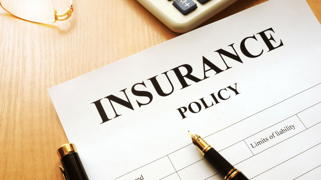 Emergencies - Selling Your Home Blog - Insurance Policy Paper