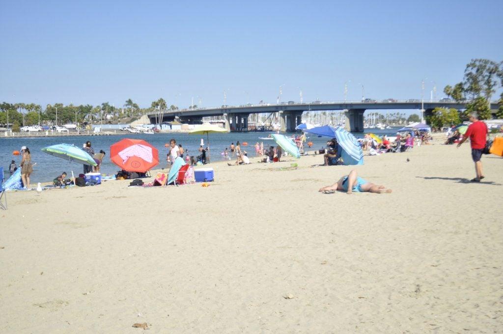 Long Beach Picnic Spot - Mother's Beach