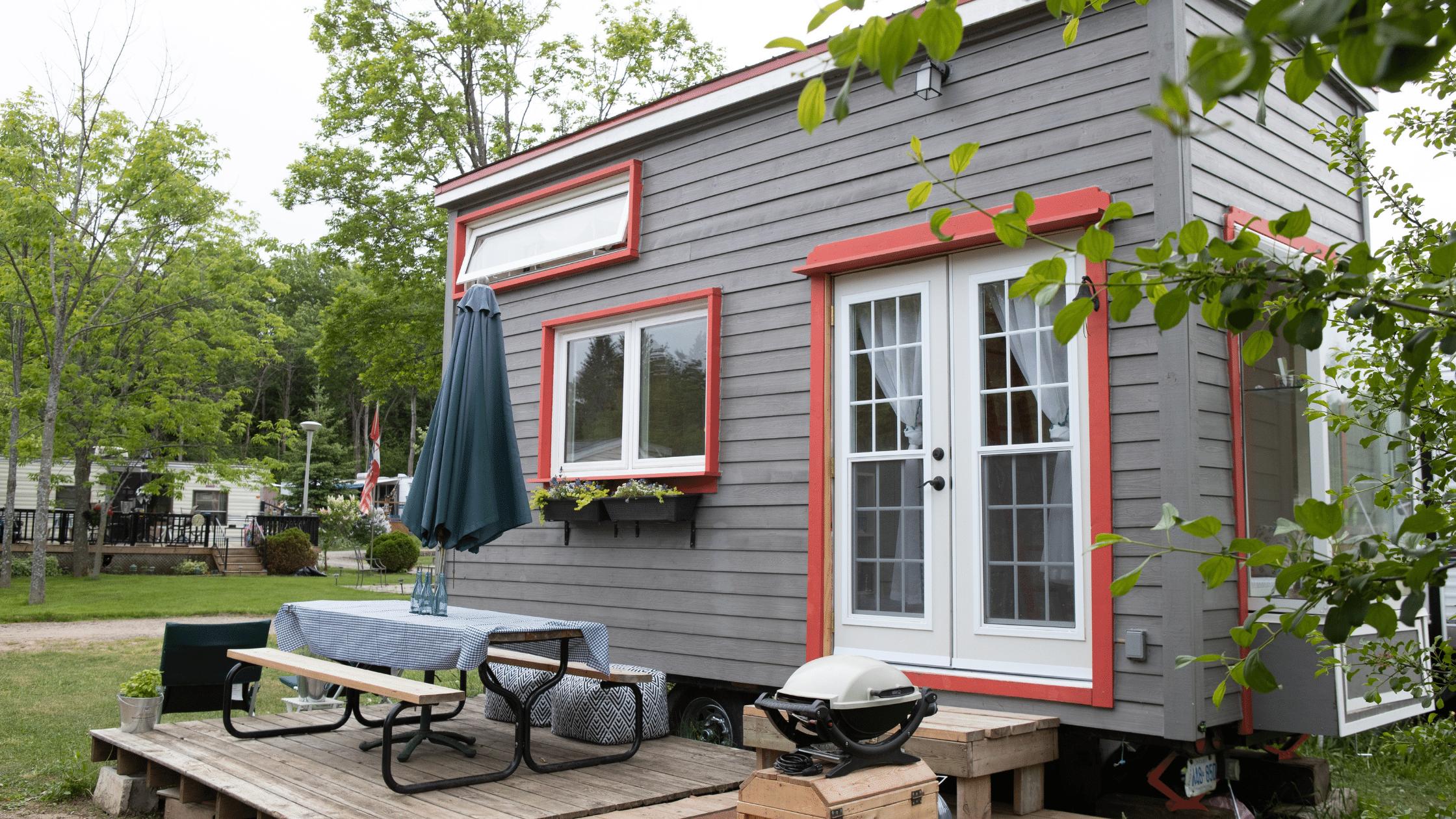 Tiny Home Blog