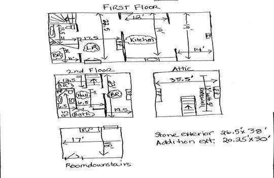 z-Floor Plan Wake Robin