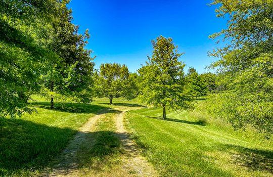 Metal-building-home-log-cabin-Big-Land-200-acre-Getaway-Property-020