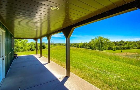 Metal-building-home-log-cabin-Big-Land-200-acre-Getaway-Property-070