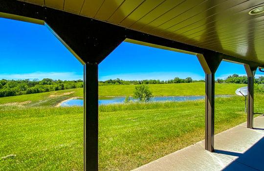 Metal-building-home-log-cabin-Big-Land-200-acre-Getaway-Property-072