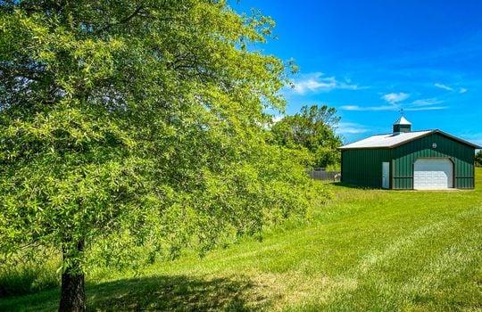 Metal-building-home-log-cabin-Big-Land-200-acre-Getaway-Property-088