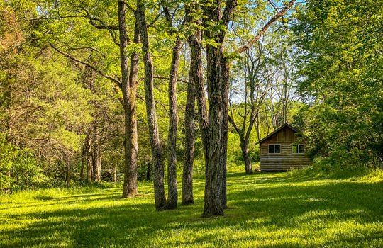 Metal-building-home-log-cabin-Big-Land-200-acre-Getaway-Property-096