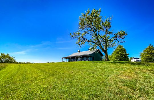 Metal-building-home-log-cabin-Big-Land-200-acre-Getaway-Property-106