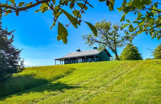 Metal-building-home-log-cabin-Big-Land-200-acre-Getaway-Property-108