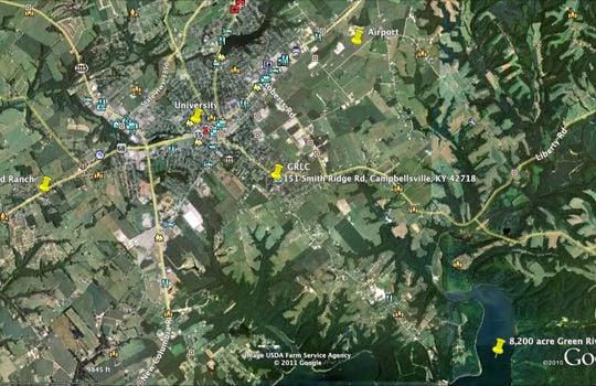 z – GRLC-Map